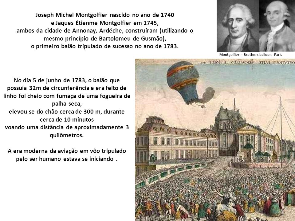 Representação artística da experiência de Bartolomeu de Gusmão. Bacharelou-se em 5 de maio de 1720 e completou o Curso de Doutoramento da Faculdade de
