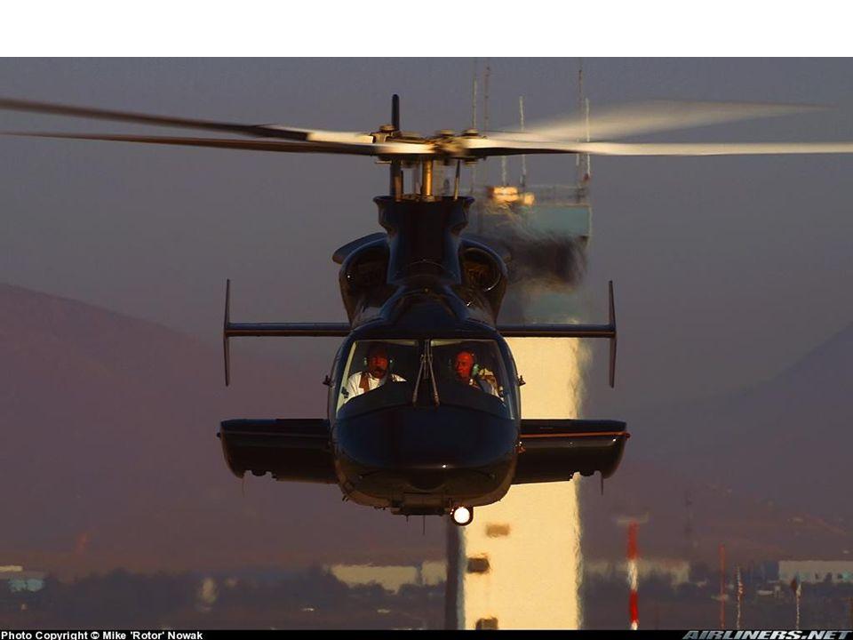 Helicópteros podem decolar e pousar verticalmente, sem a necessidade das longas pistas de pouso e decolagem das quais os aviões necessitam. Porém, hel