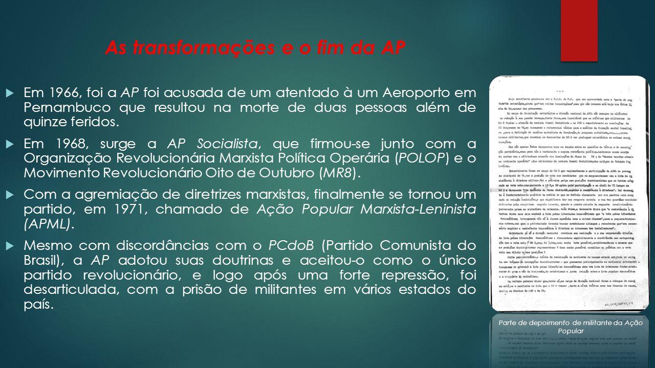 O exílio, a volta ao Brasil e o IBASE A partir de 1971, Betinho passou a morar em vários países, devido ao Golpe Militar.