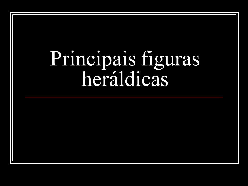 Principais figuras heráldicas