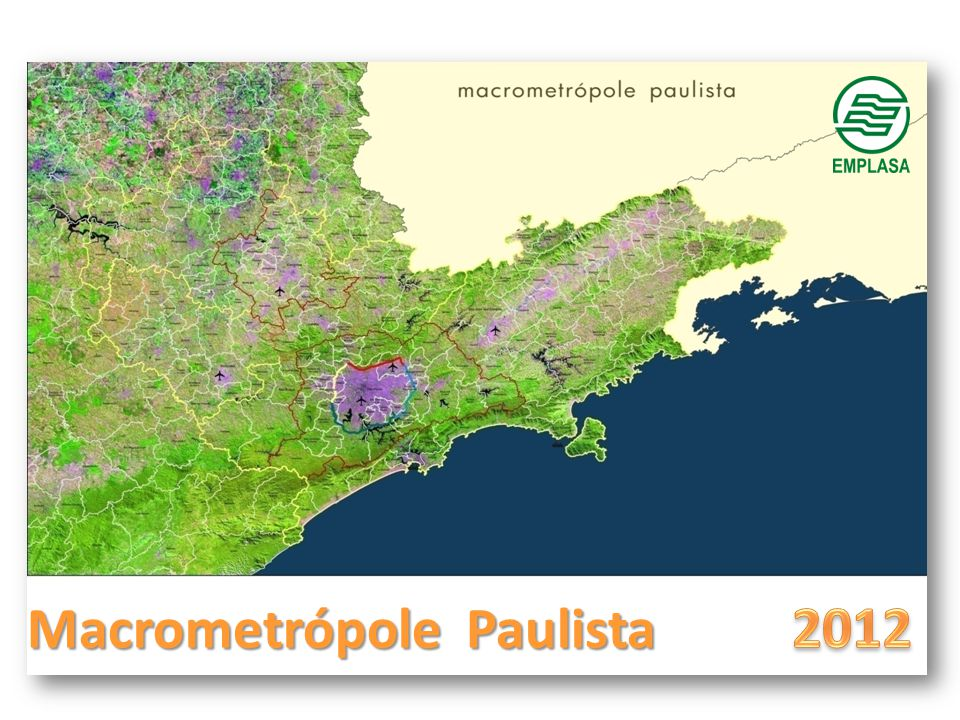 Macrometrópole Paulista – Abril de 2012 – Página 22 Macrometrópole Paulista