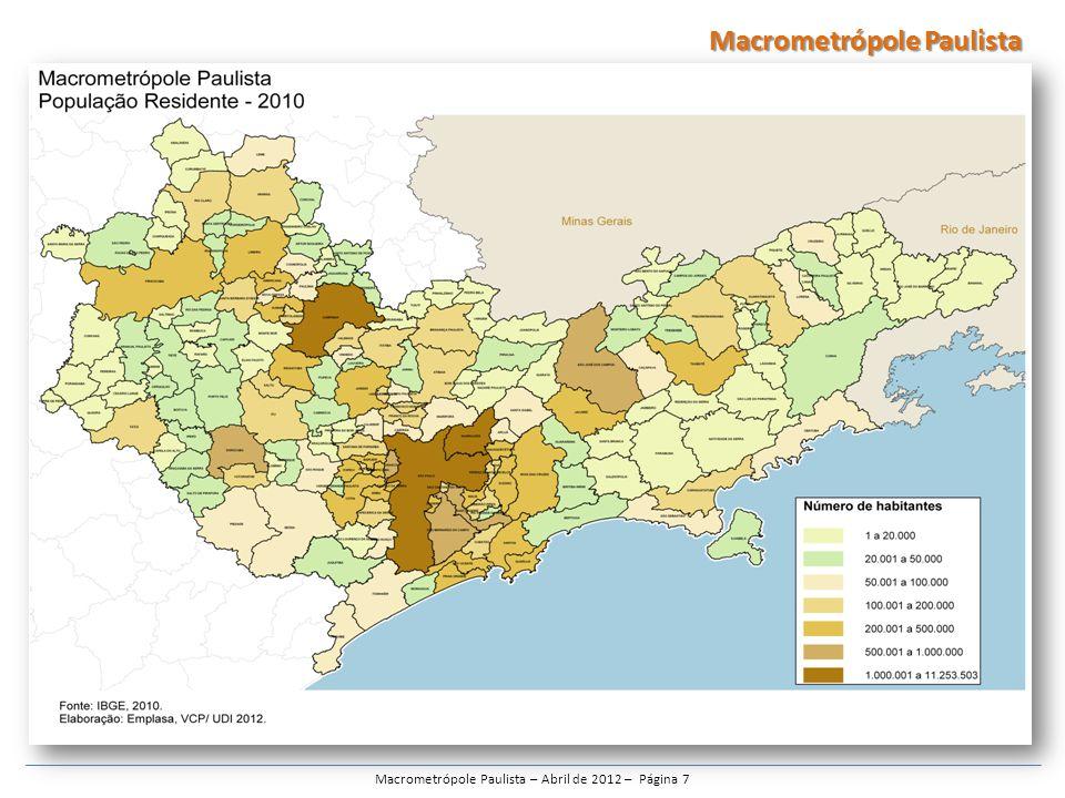 Emplasa Empresa Paulista de Planejamento Metropolitano SA Rua Boa Vista, 170 – Centro – 01014-000 – São Paulo / SP Tel.: (11) 3293 5300 – Fax: (11) 3293 5336 www.emplasa.sp.gov.br – atendimento@emplasa.sp.gov.br Secretaria de Desenvolvimento Metropolitano