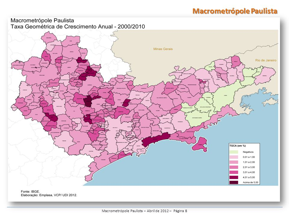Macrometrópole Paulista – Abril de 2012 – Página 8 Macrometrópole Paulista