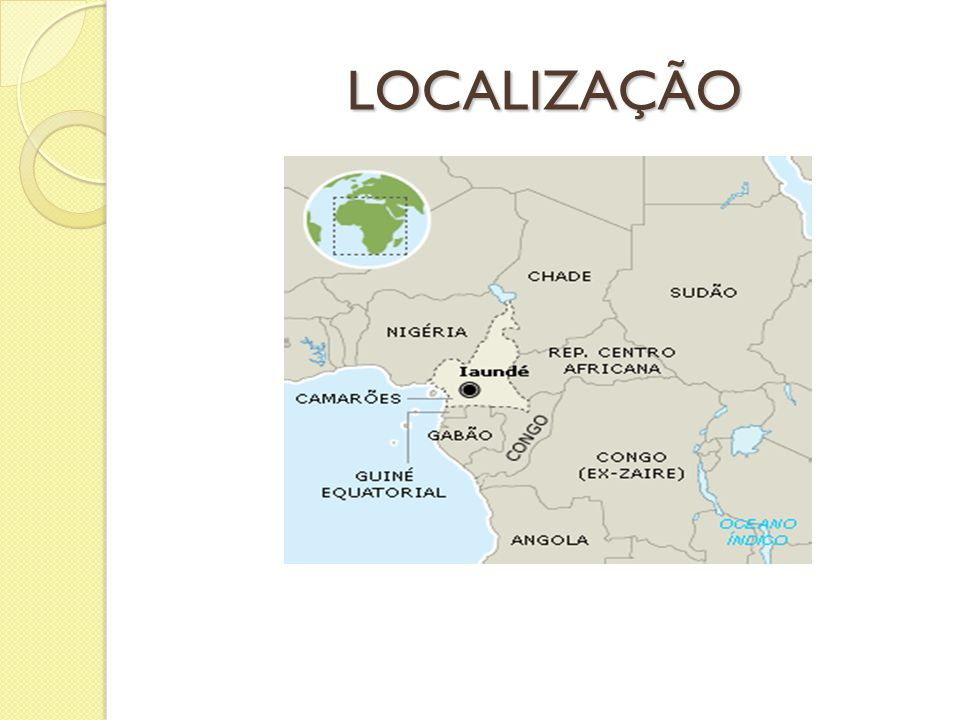 EDUCAÇÃO E CULTURA Os alemães colonizaram Camarões em 1884, e um professor chamado Christaller fundou uma escola em Douala em 1888.