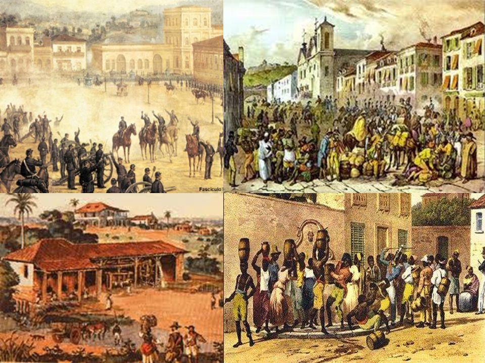 CAUSAS DAS REVOLTAS A economia açucareira estava em decadência no Nordeste (principalmente devido à concorrência das Antilhas Holandesas).