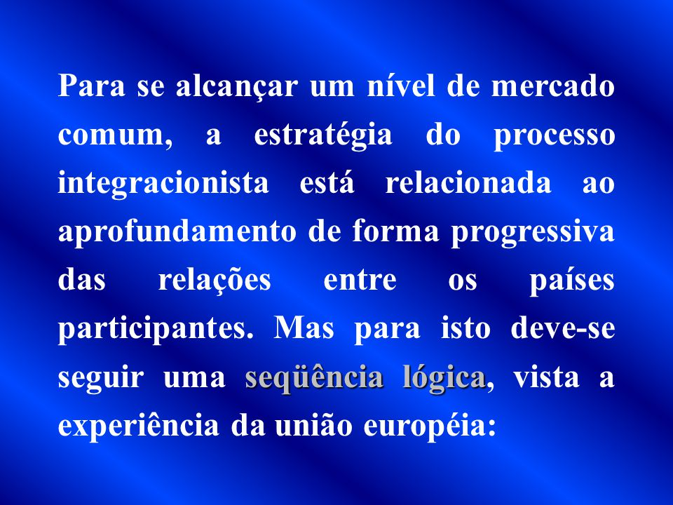 reafirmaram o compromisso com o projeto mercosul No final do ano de 1995, os governos dos países do bloco reafirmaram o compromisso com o projeto merc