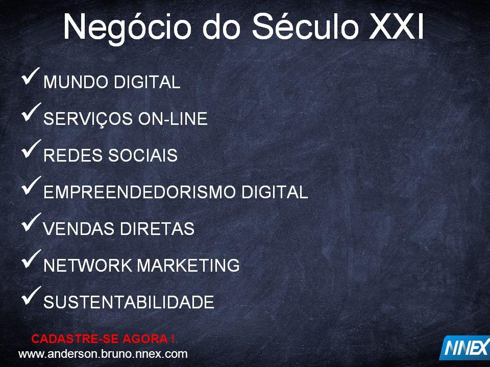 Plano de Carreira LIDERES - ELITE CADASTRE-SE AGORA ! www.anderson.bruno.nnex.com
