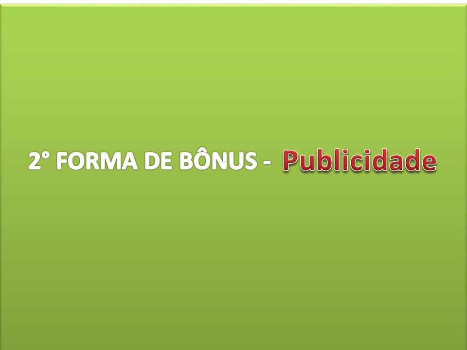 Pessoas indicadas por você 2% (pacot Bronze R$ 160,00) GANHO MENSAL