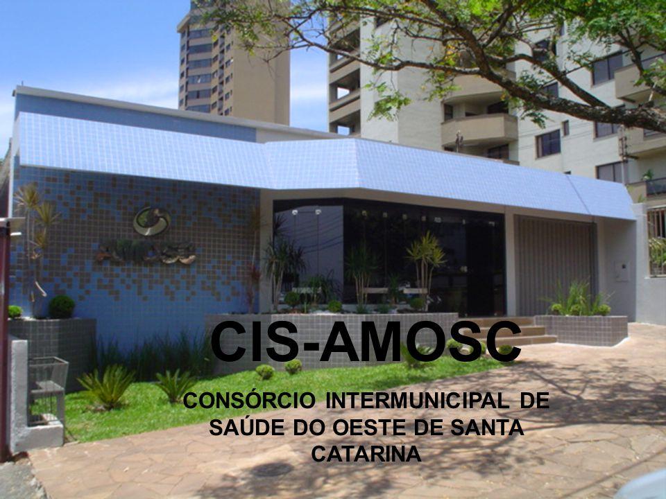CIS-AMOSC CONSÓRCIO INTERMUNICIPAL DE SAÚDE DO OESTE DE SANTA CATARINA