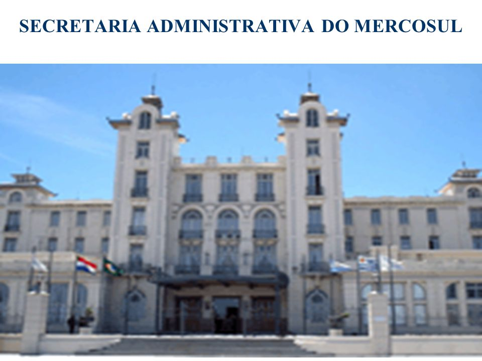 44 SECRETARIA ADMINISTRATIVA DO MERCOSUL