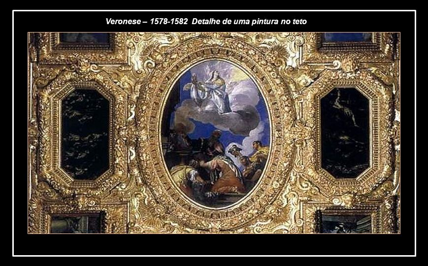 Veronese – Casamento místico de Santa Catarina