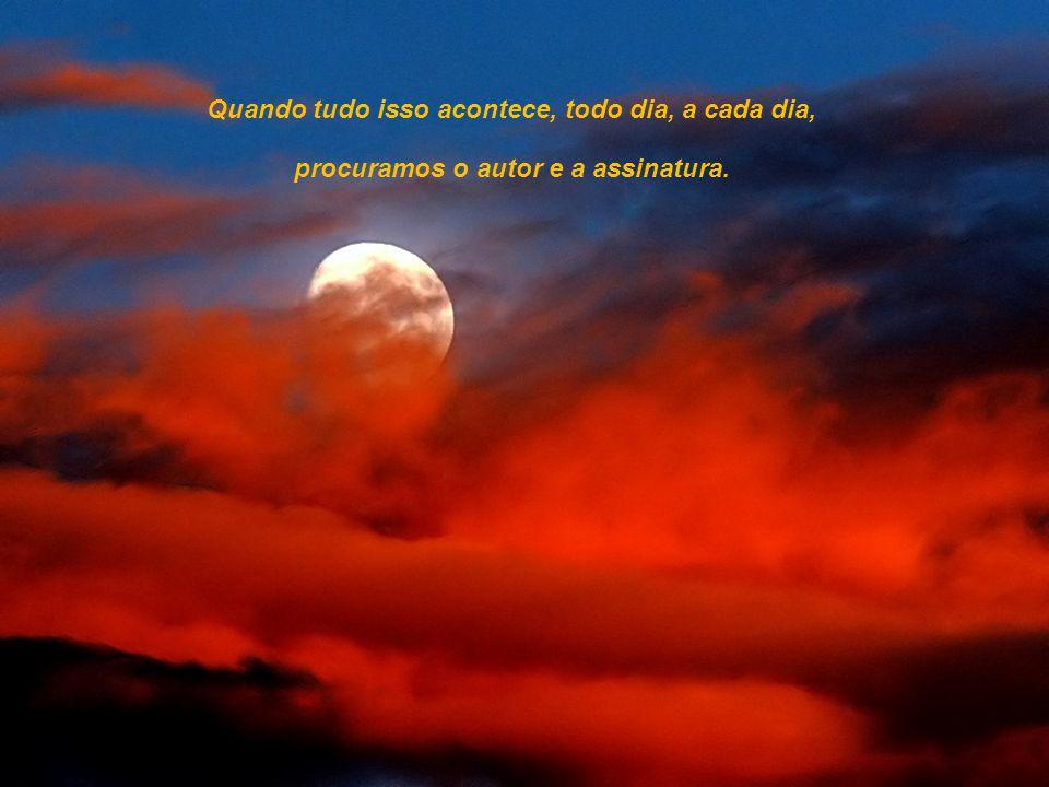 02.05.11 Quando o céu se faz de tonalidades mil, indefiníveis, num amanhecer indescritível.