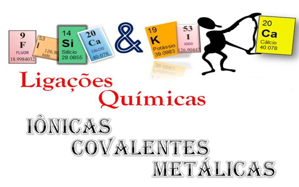 LIGAÇÕES METÁLICAS Formada entre átomos de elementos metálicos.