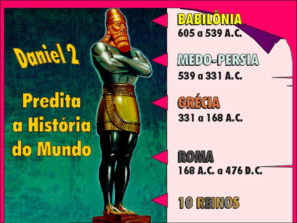 O rei Nabucodonosor fez uma imagem de ouro que tinha sessenta côvados de altura e seis de largura; levantou no campo de Dura, na província da Babilônia.