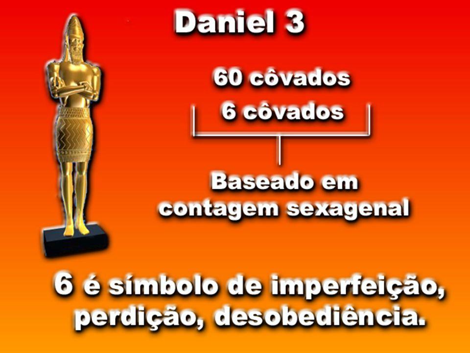 A - A unidade 6 - deus menor B - A dezena 60 - deus maior C - A centena 600 - panteou Total 666 Temos então o 666 da Babilônia apocalíptica.