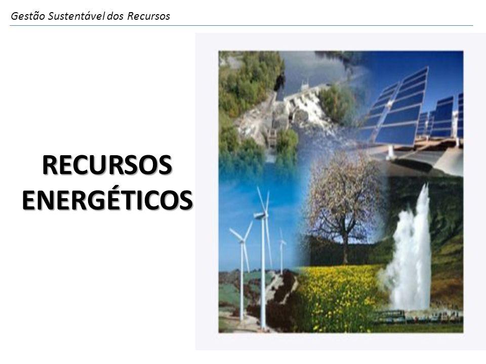 Gestão Sustentável dos Recursos RECURSOSENERGÉTICOS