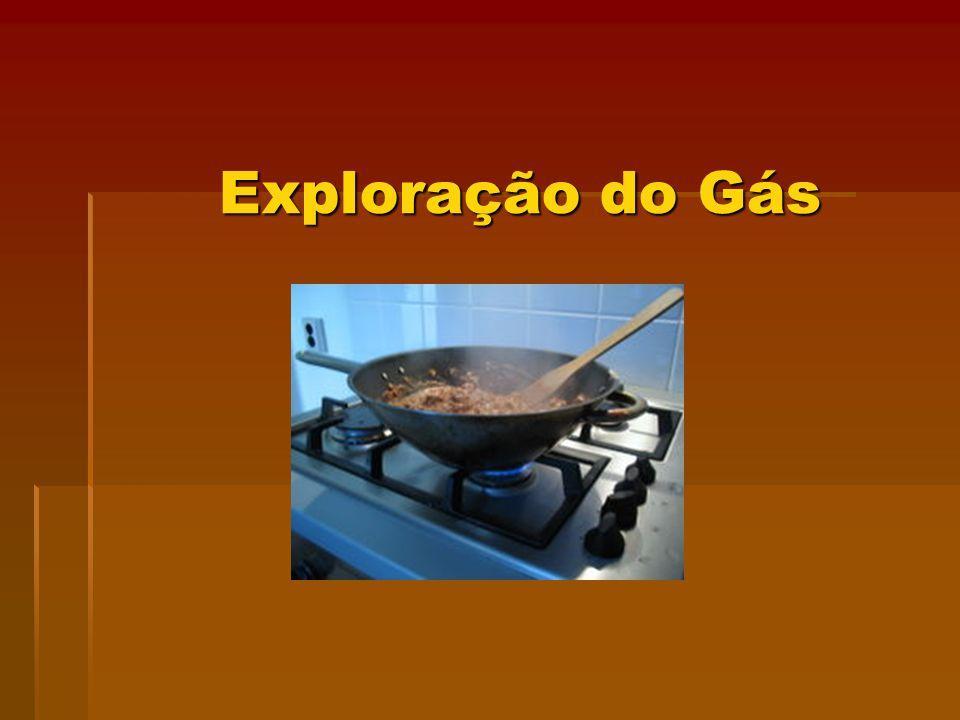 Exploração do Gás