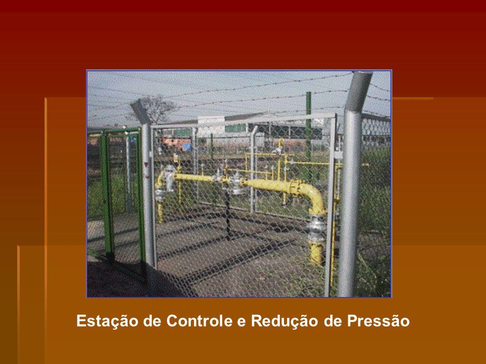 Estação de Controle e Redução de Pressão