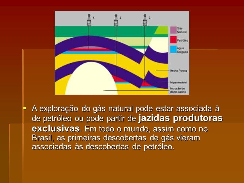 Esse combustível é responsável por quase 30% da energia consumida na Terra, sendo superado apenas pelo petróleo e pelo carvão.