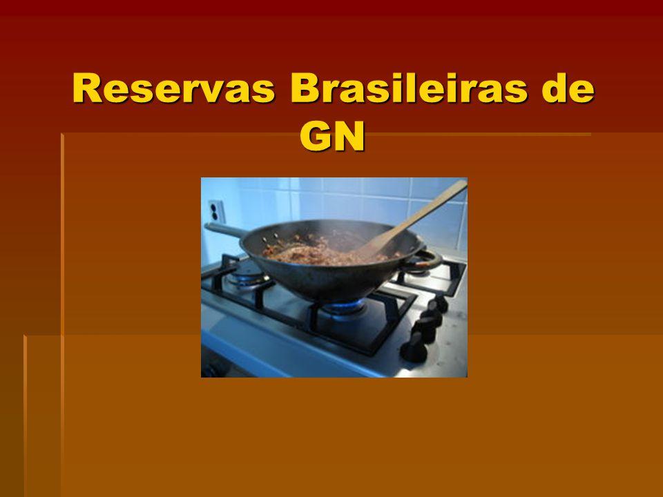 Reservas Brasileiras de GN