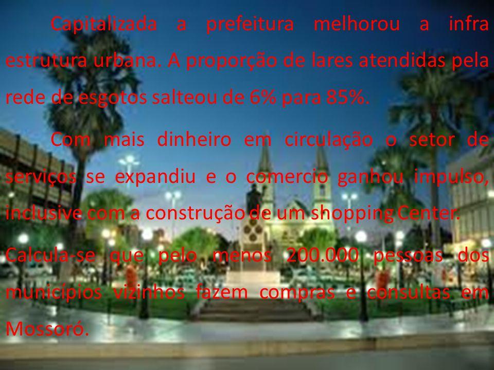 BIBLIOGRAFIA EXPANSÃO URBANA DE MOSSORÓ ( período de 1980 a 2004 )- Atual Autora: Aristótelina Pereira Barreto Rocha Coleção Mossoroense ( série C, nº 1469) Revista: VEJA edição 2180 01/09/2010 p.110
