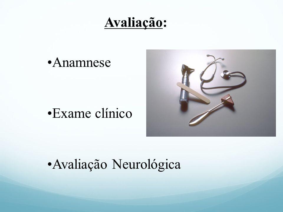 Causas: I ) Lesões supratentoriais: Hematoma subdural Hematoma epidural Hematoma intracerebral Infarto cerebral Tumor cerebral Abscesso cerebral II ) Lesões infratentoriais: Infarto do tronco encefálico Tumor do tronco encefálico Hemorragia do tronco encefálico Hemorragia cerebelar Abscesso cerebelar III) Transtornos cerebrais difusos e metabólicos: IV) Transtornos psiquiátricos : 21 02 33 05 03 37 02 07 04 02 69 52 261 4 (Plum e Posner: Etiologia do coma em 386 pacientes.