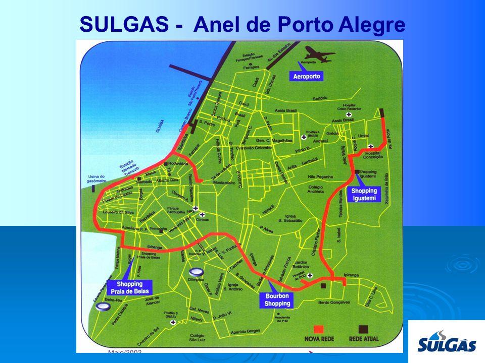 SULGAS - Anel de Porto Alegre