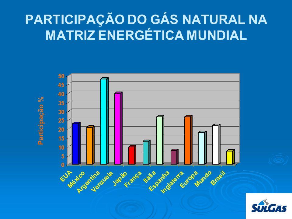 APLICAÇÕES DO GÁS NATURAL