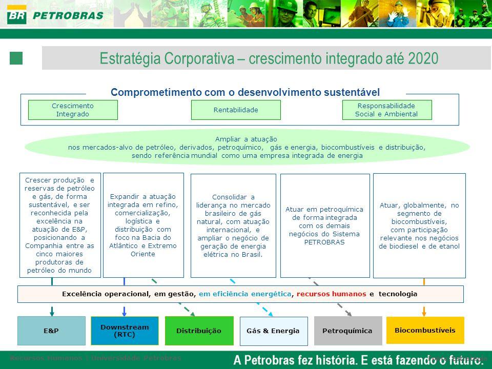 Pilares de Sustenta ç ão Educação Corporativa