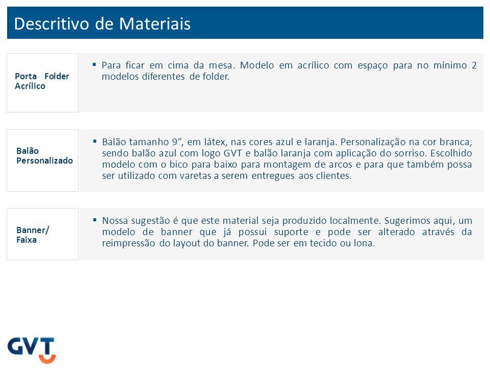 Tenda simples Dados do Fornecedor Razão Social: Pumar & Cia.
