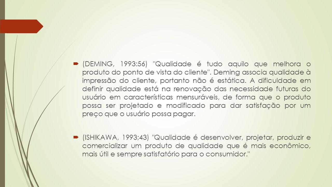 (DEMING, 1993:56)