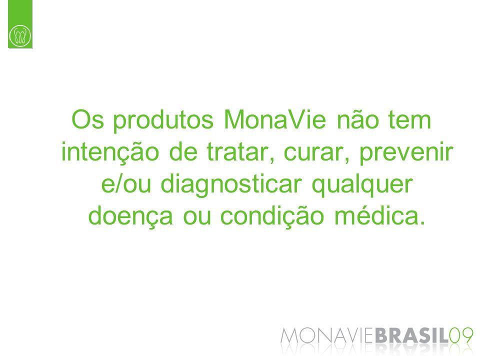 Os produtos MonaVie não tem intenção de tratar, curar, prevenir e/ou diagnosticar qualquer doença ou condição médica.