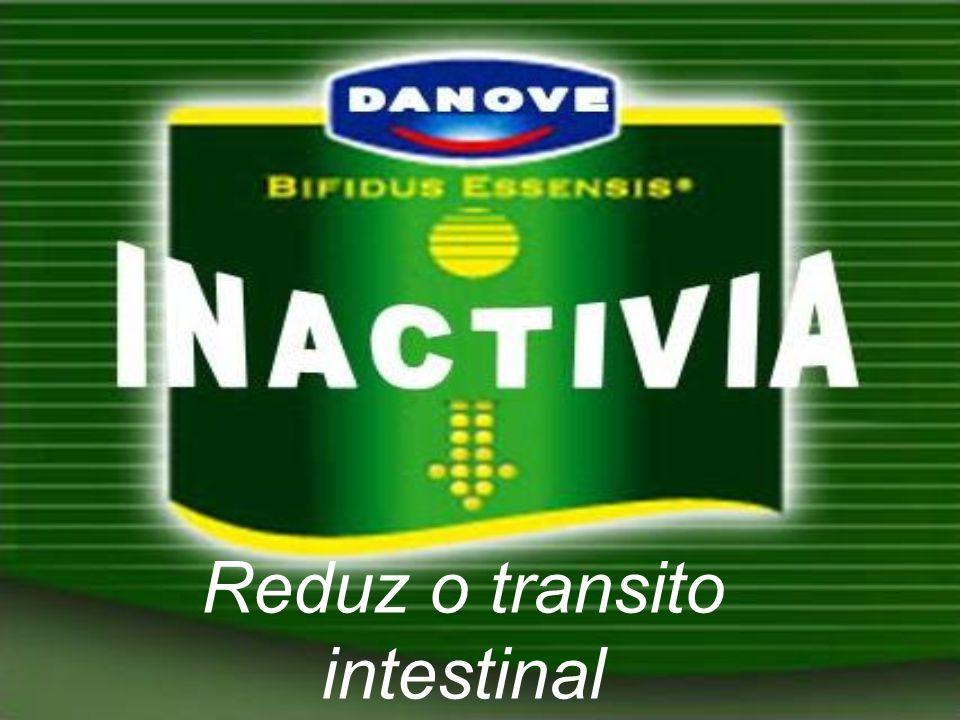 Reduz o transito intestinal