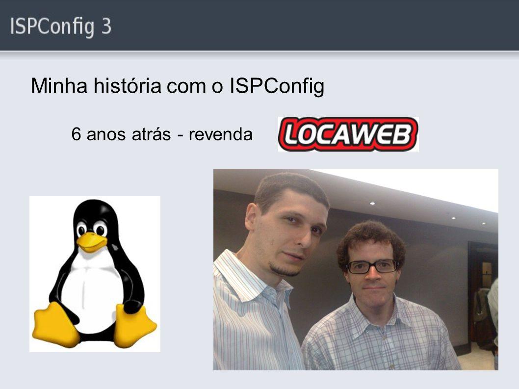 Como instalar o ISPConfig Fórum How to Forge – Perfect server install ubuntu