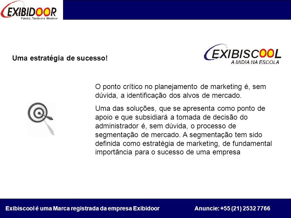 Relação de Locais para Exibição - V Exibiscool é uma Marca registrada da empresa Exibidoor Anuncie: +55 (21) 2532 7766 QUINTINO BOCAIÚVA COLÉGIO JOÃO LYRA 950 PESSOAS EF EM RIO COMPRIDO COLEGIO SANTA DOROTÉIA500 PESSOAS EF EM RIO COMPRIDO FACULDADES UNICARIOCA 2.500 PESSOAS ES SANTA CRUZ COLÉGIO CUNHA MELO800 PESSOAS EF EM SANTÍSSIMO ETERJ1.950 PESSOAS EM SÃO CRISTOVÃO CATORZE DE NOVEMBRO1.200 PESSOAS EF EM TIJUCA COLEGIO PINHEIRO GUIMARAES 500 PESSOAS EM