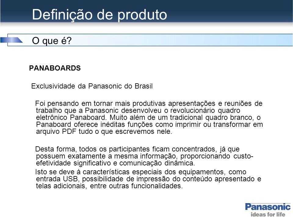 Aplicações do produto Panaboard pode ser utilizado em várias situações Reuniões Seminários Apresentações Treinamentos Brainstorms Projetos