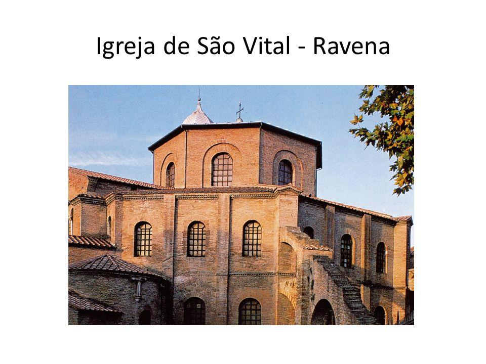 Igreja de São Vital - Ravena