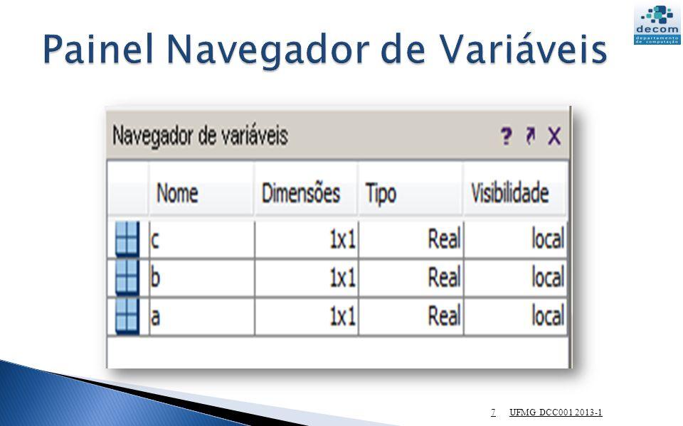 38 Um valor ser armazenado em uma variável pode ser exibido na tela do computador, por meio do comando printf, o qual tem a seguinte sintaxe geral: printf(, ) Exemplo: printf(Número de alunos = %g, Q)