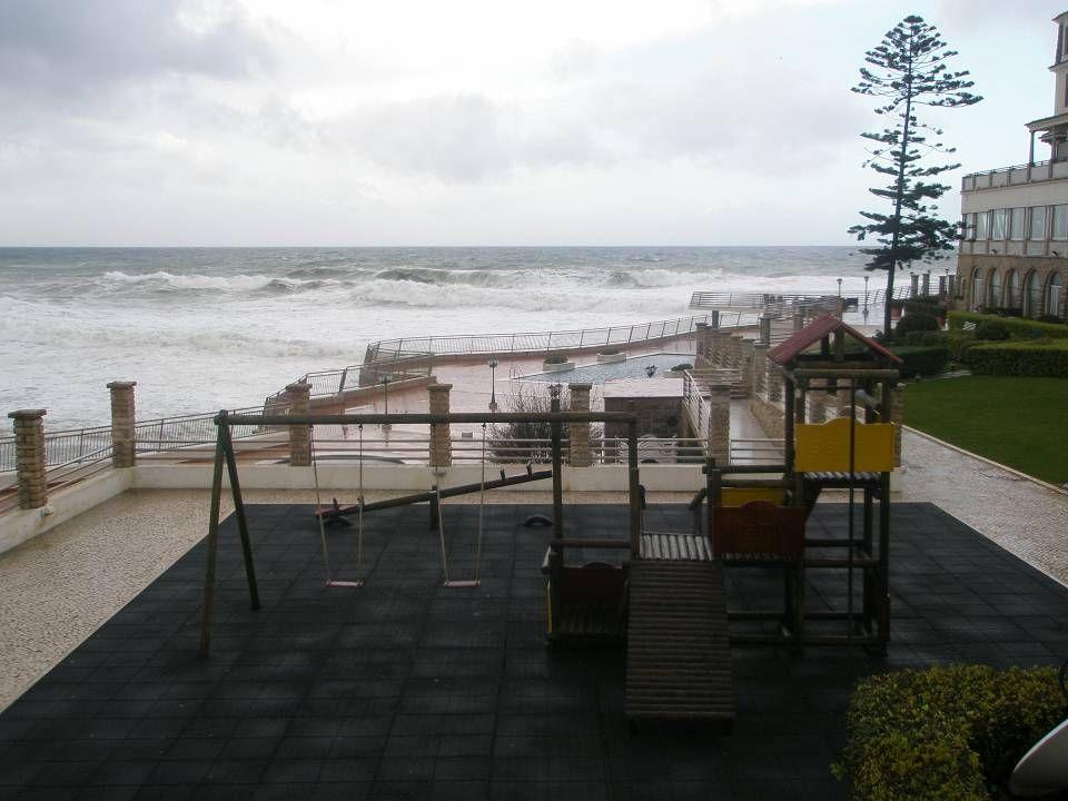 … nesta praia: A Praia do Sul.