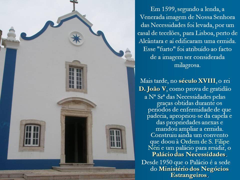 A actual Capela de Stª Marta, situada a sul da vila da Ericeira, foi erigida em 1760, no lugar da antiga Ermida de Nª Srª da Saúde, posteriormente Sen