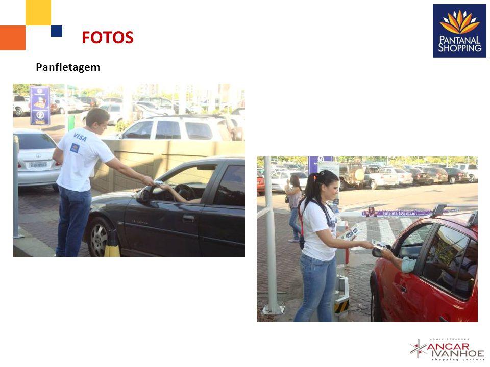 FOTOS Panfletagem