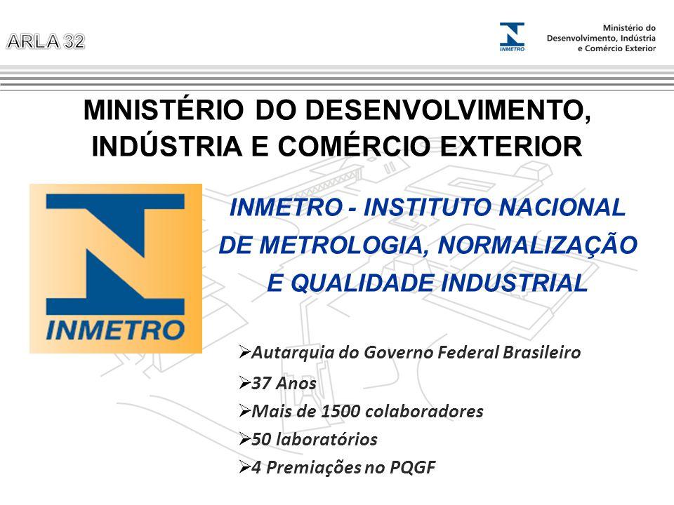 Missão do Inmetro Prover confiança à sociedade brasileira nas medições e nos produtos, através da metrologia e da avaliação da conformidade, promovendo a harmonização das relações de consumo, a inovação e a competitividade do país.