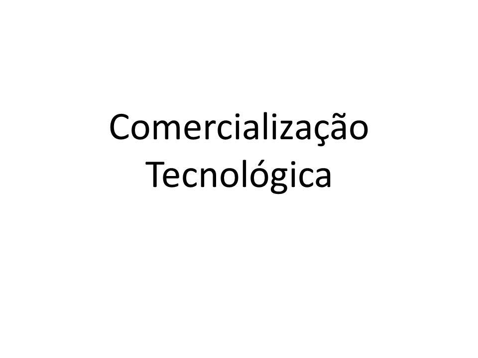 Comercialização Tecnológica