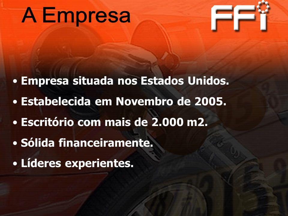 Empresa situada nos Estados Unidos.Estabelecida em Novembro de 2005.