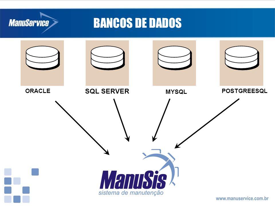 INTEGRAÇÃO BANCO DE DADOS MANUSIS ERP- MATERIAIS BANCO DE DADOS CHÃO DE FÁBRICA INTERFACE MANUSIS ERP - PRODUÇÃO SISTEMA DE INTEGRAÇÃO
