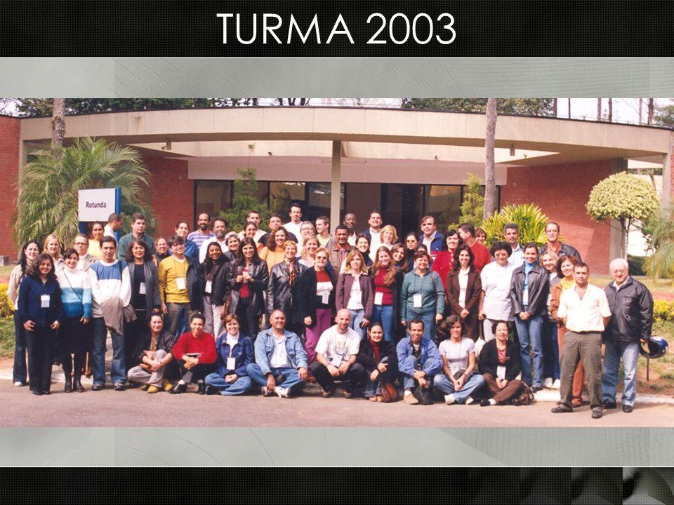 TURMA 2003