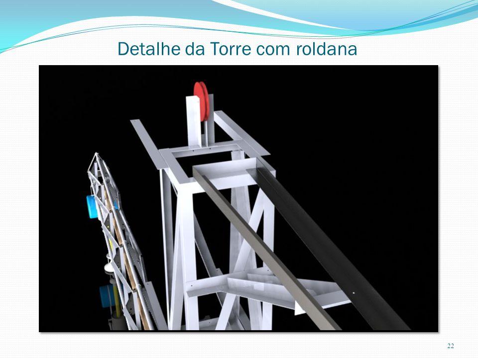 Detalhe da Torre com roldana 22