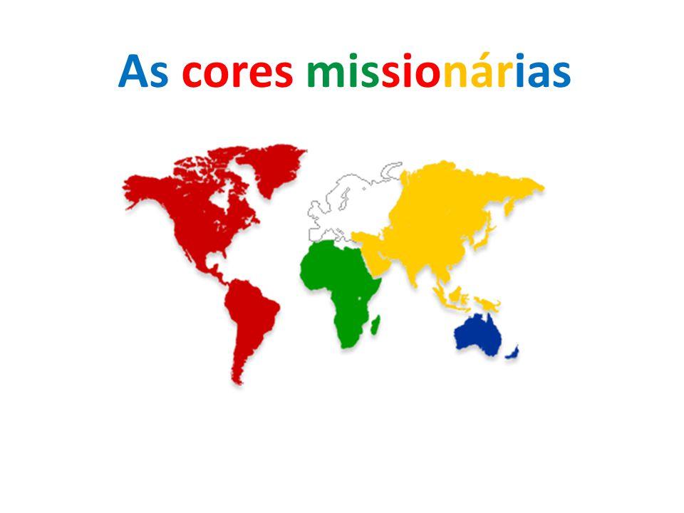 As cores missionárias