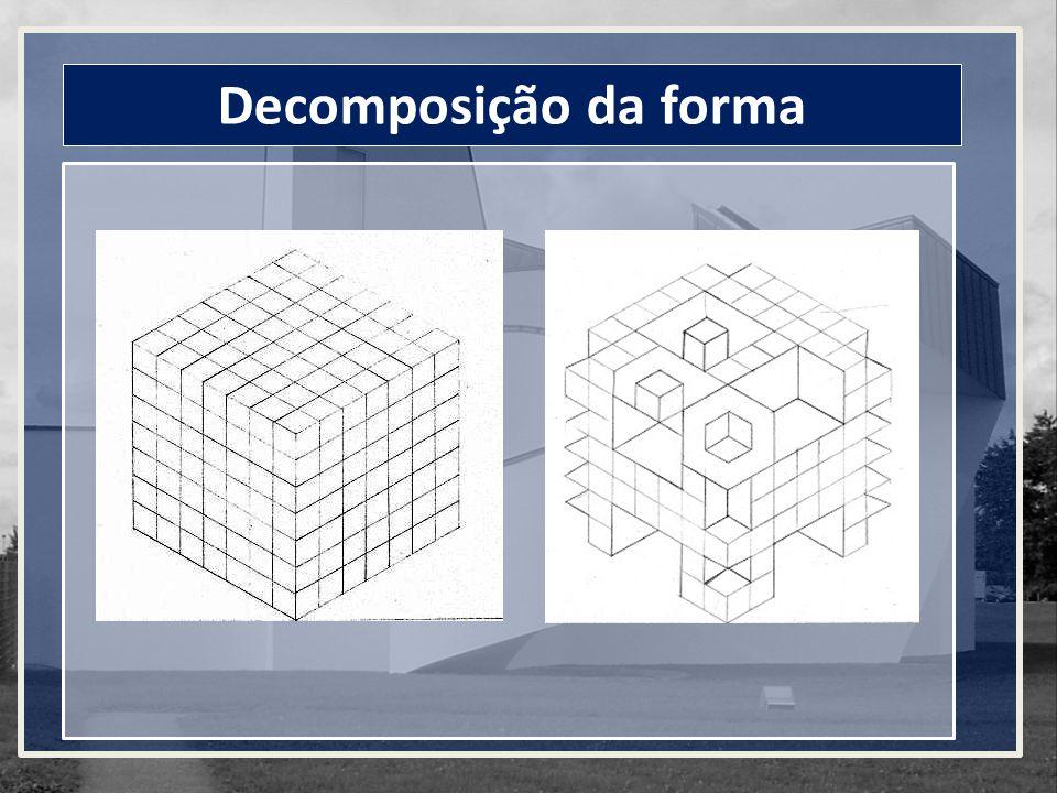Decomposição da forma