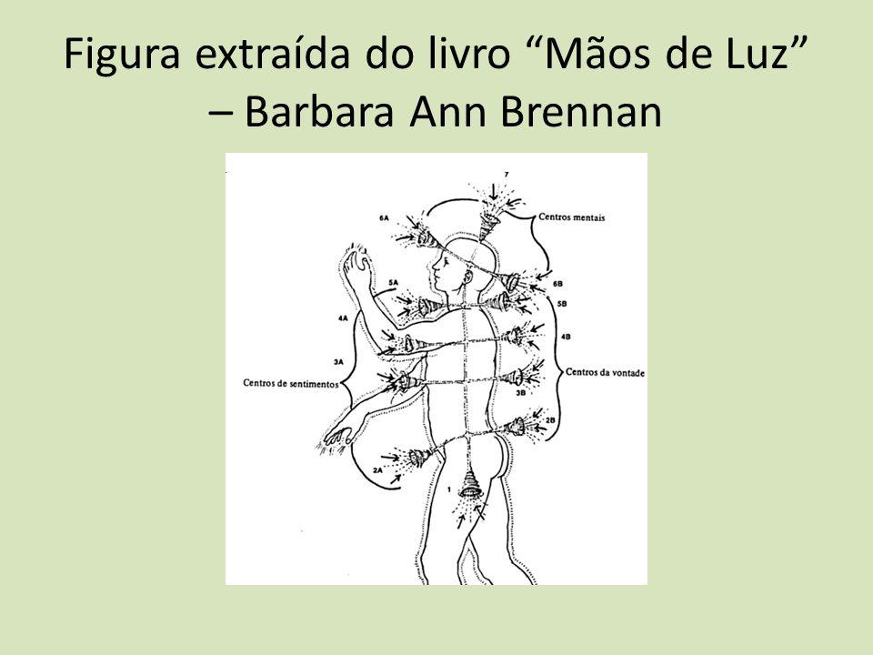 Figura extraída do livro Mãos de Luz – Barbara Ann Brennan